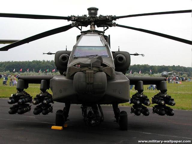 Komisi I DPR Awasi Pembelian Helikopter Apache