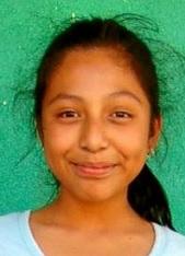 Anny - Guatemala (GU-987), Age 11
