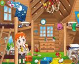 لعبة تنظيف المعسكر
