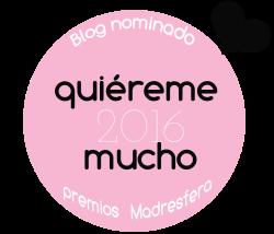 Nominadas Mejor blog infantil 2016