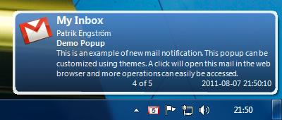 Gmail Notifier Pro 5.1.2 full version free Download | Techwap