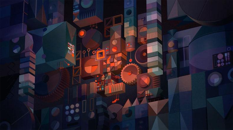 Dos trailers impresionantes para 'Tant de Foréts,' un nuevo cortometraje de animación por Burcu Sakur y Geoffrey Godet