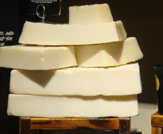 Lush Aromaco Solid Deodorant