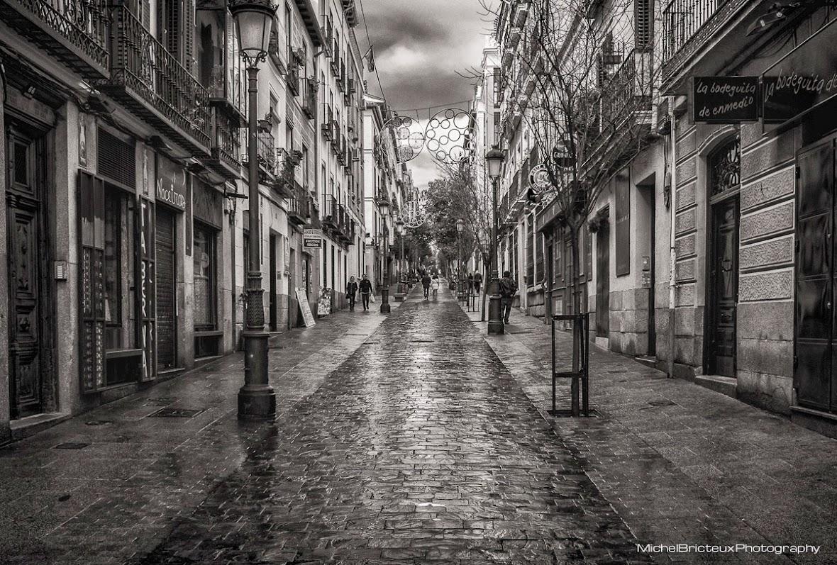 Calle de las Huertas, Madrid