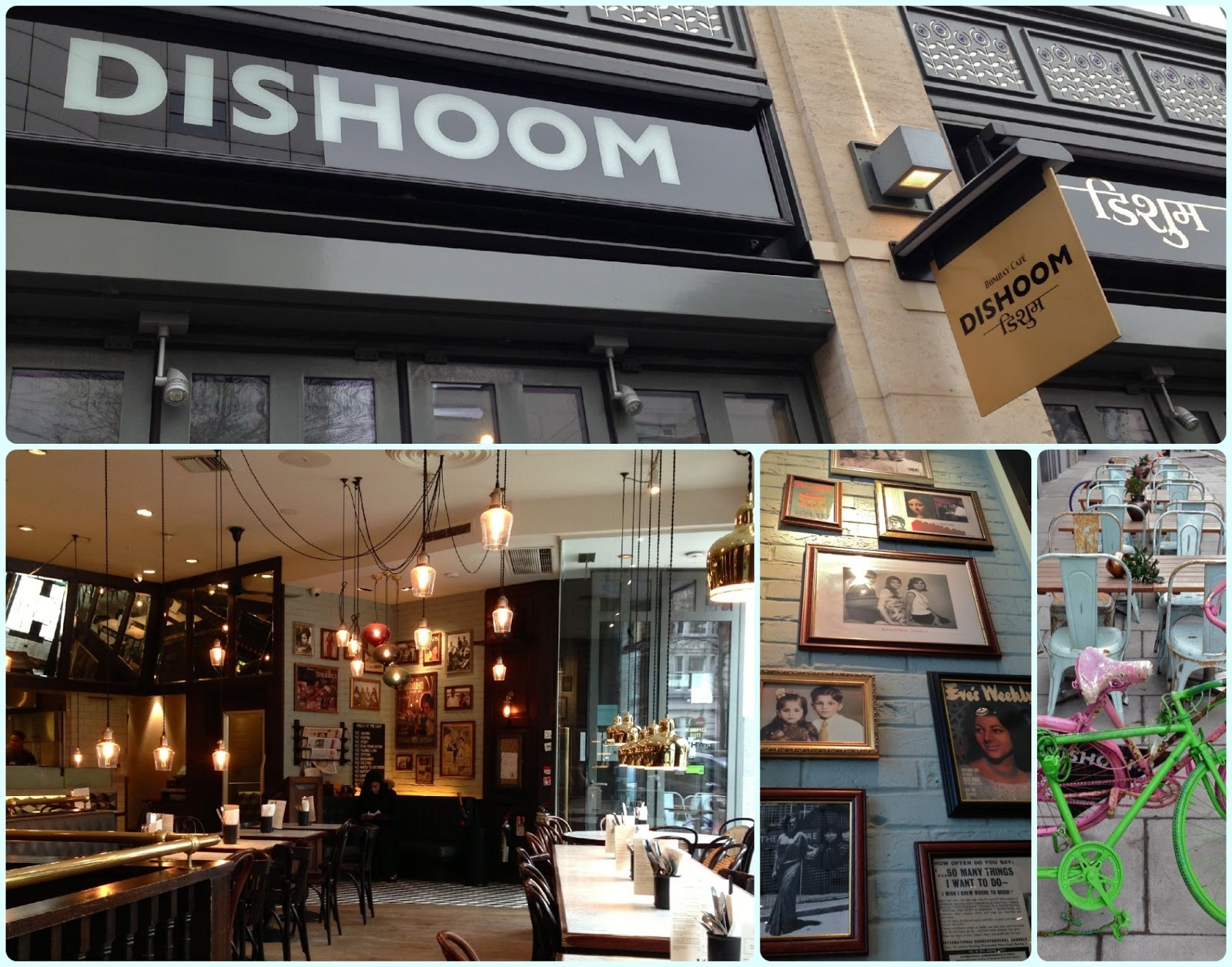 Dishoom London Indian Covent Garden Garden Ftempo