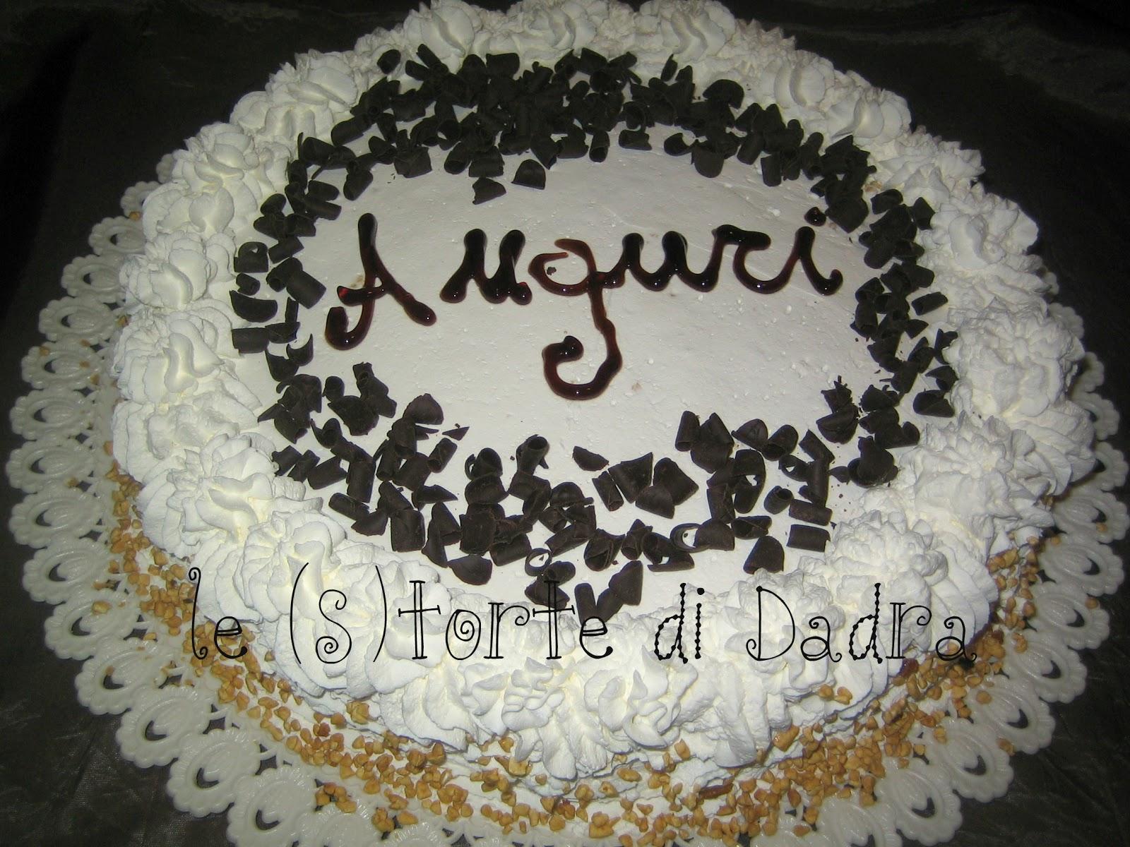 Le ultime torte ricette popolari della cucina italiana for Decorazioni torte uomo con panna