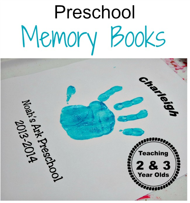 Kindergarten Memory Book Cover Ideas : Preschool memory books teaching and year olds