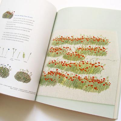 книга Казуко Аоки, вышивка