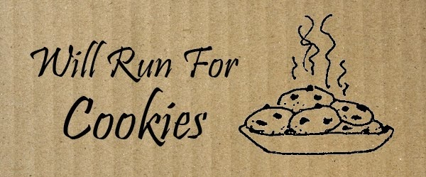 I Run For Cookies