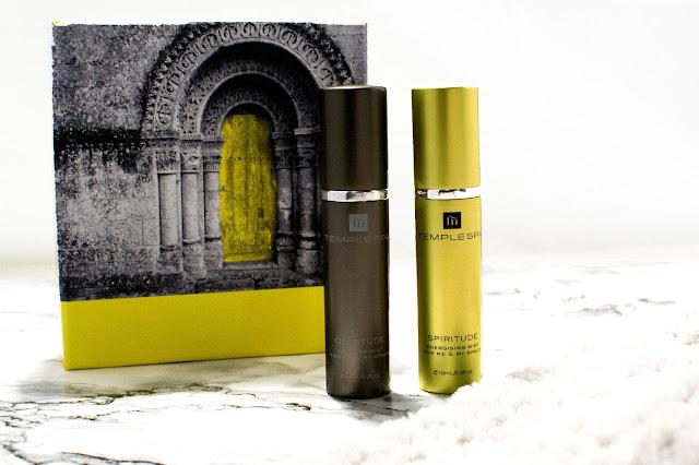 Temple Spa Spiritude and Quietude Aromatherapy Sprays