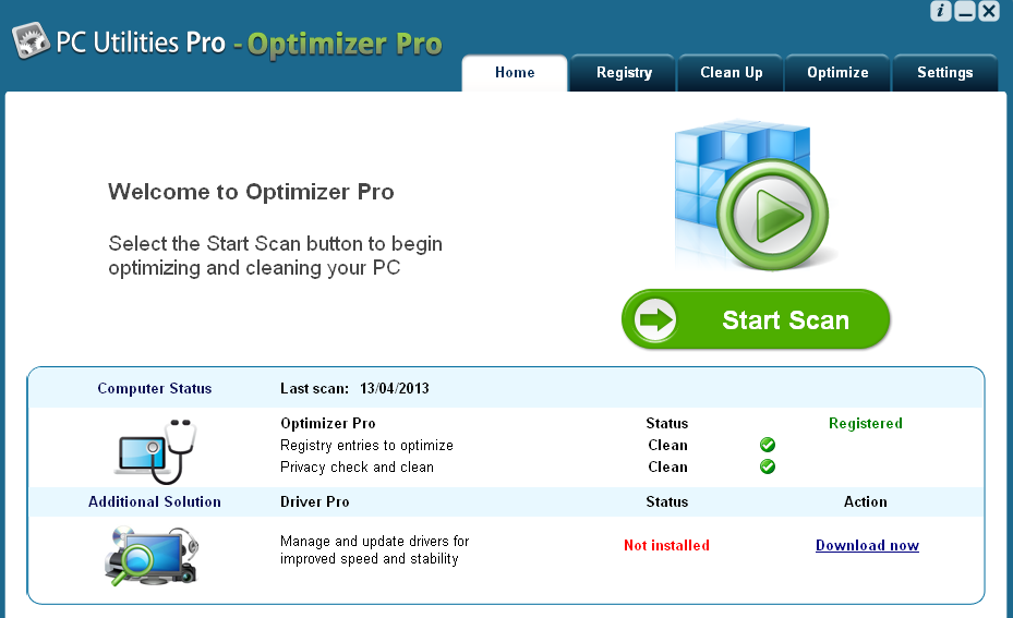 Pc Utilities Optimizer Pro 3 2 License Key Rigister 2014 Free Download