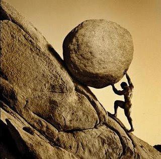 La piedra y el emprendedor