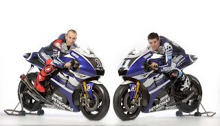 Yamaha YZR-M1 MotoGP Wallpapers
