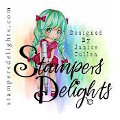 Stampers Delights Challenge Bog