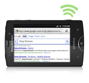 root tool. Once your sony ericsson XPeria X10 Mini Pro is rooted ...