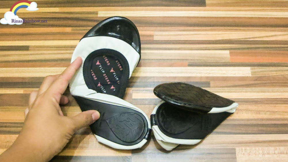 foldable shoes