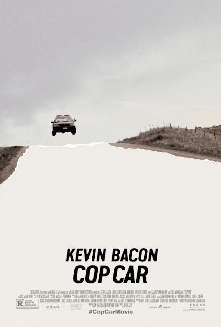 Sinopsis Film Cop Car 2015 (Kevin Bacon, Shea Whigham, Camryn Manheim)