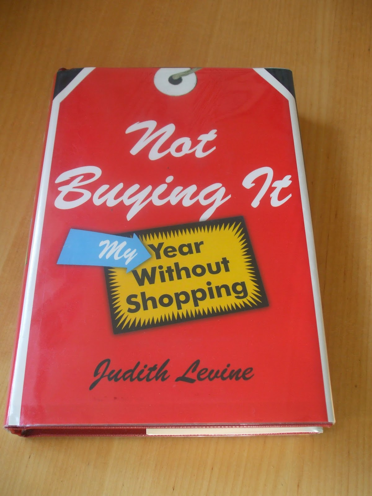 an analysis of not buying it my year without shopping by judith levine Judith har angett 11 jobb i sin profil  judith levine writer & editor ort new york cityområdet, usa bransch text och redigering nuvarande: my home office.