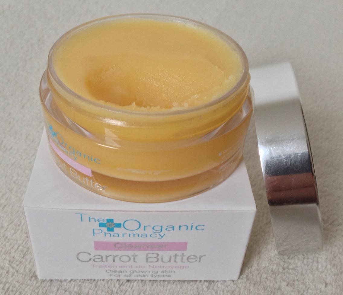 carrot butter cleanser