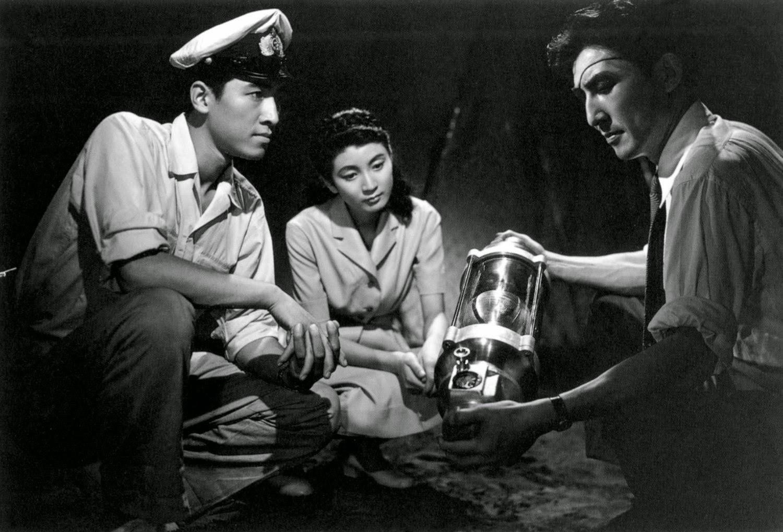 Risultati immagini per godzilla 1954 movie