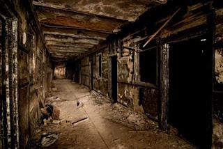 Escalofriantes lugares abandonados
