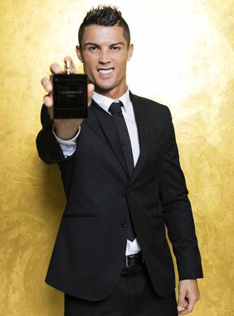 Cristiano Ronaldo Legacy fragancia
