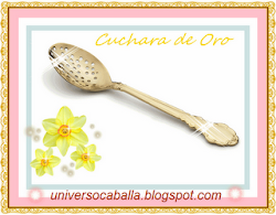 PREMIO CUCHARA DE ORO