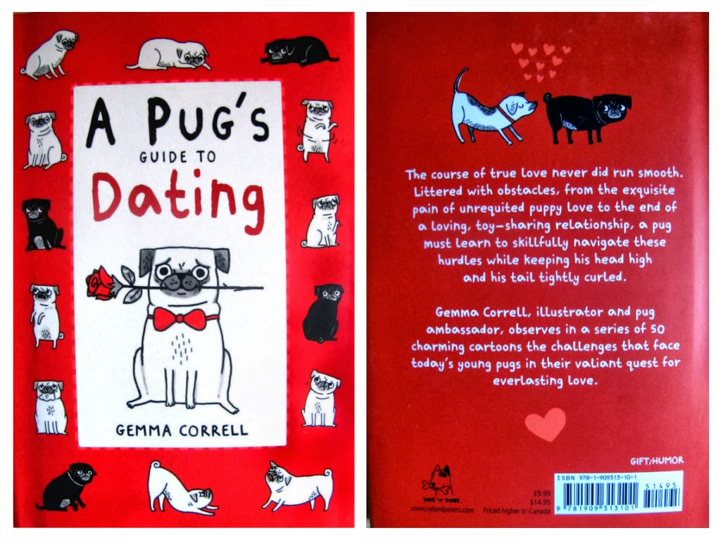 pug dating guide Buy a pug's guide to dating by gemma correll (isbn: 8601400586594) from amazon's book store everyday low prices and free delivery on eligible orders.