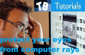 protect eyes from computer rays