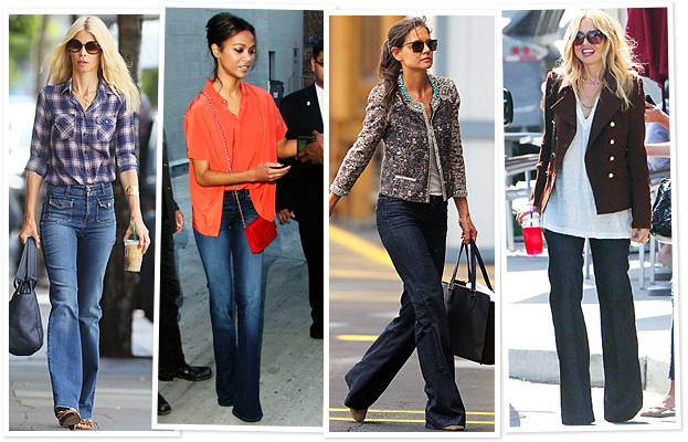 in susie's shoes: Contrasting Summer Jeans Trends For 2012