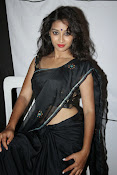 Actress Bhanu Hot photos in black-thumbnail-10