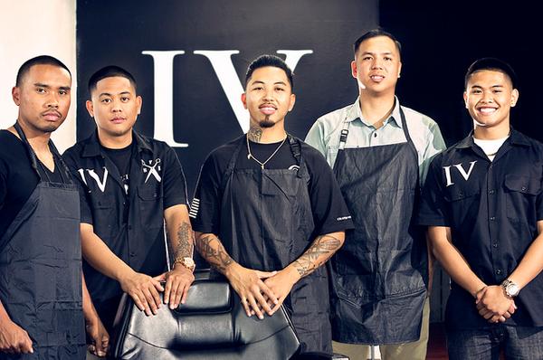 Barber Necklace Galleries: Barber Iv Lounge