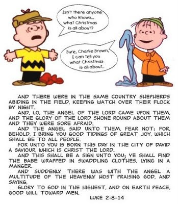 linus from peanuts quotes quotesgram - Peanuts Christmas Quotes