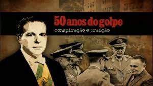 Foi dinheiro que os militares deram o golpe de 1964