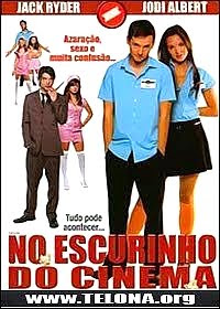 Filme Poster No Escurinho do Cinema