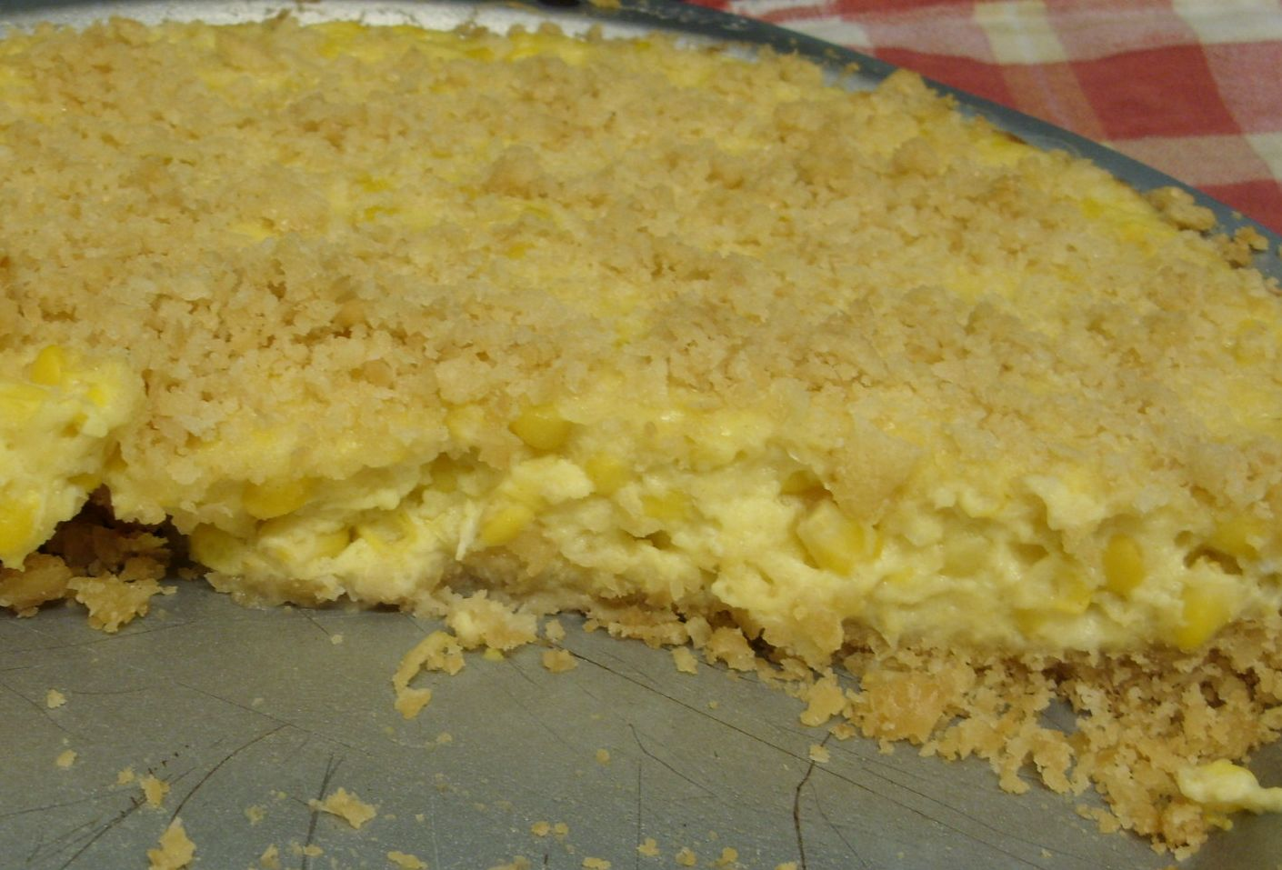 Corn Pie Recipe — Dishmaps