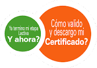 Descarga Certificado