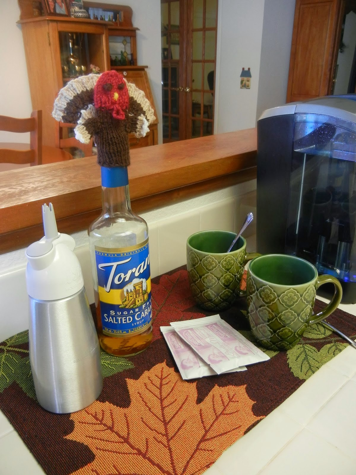 Torani%2BSugar%2BFree%2BSalted%2BCaramel%2BSyrup%2BThanksgiving%2BTopper%2BCocoa Weight Loss Recipes Friday Five