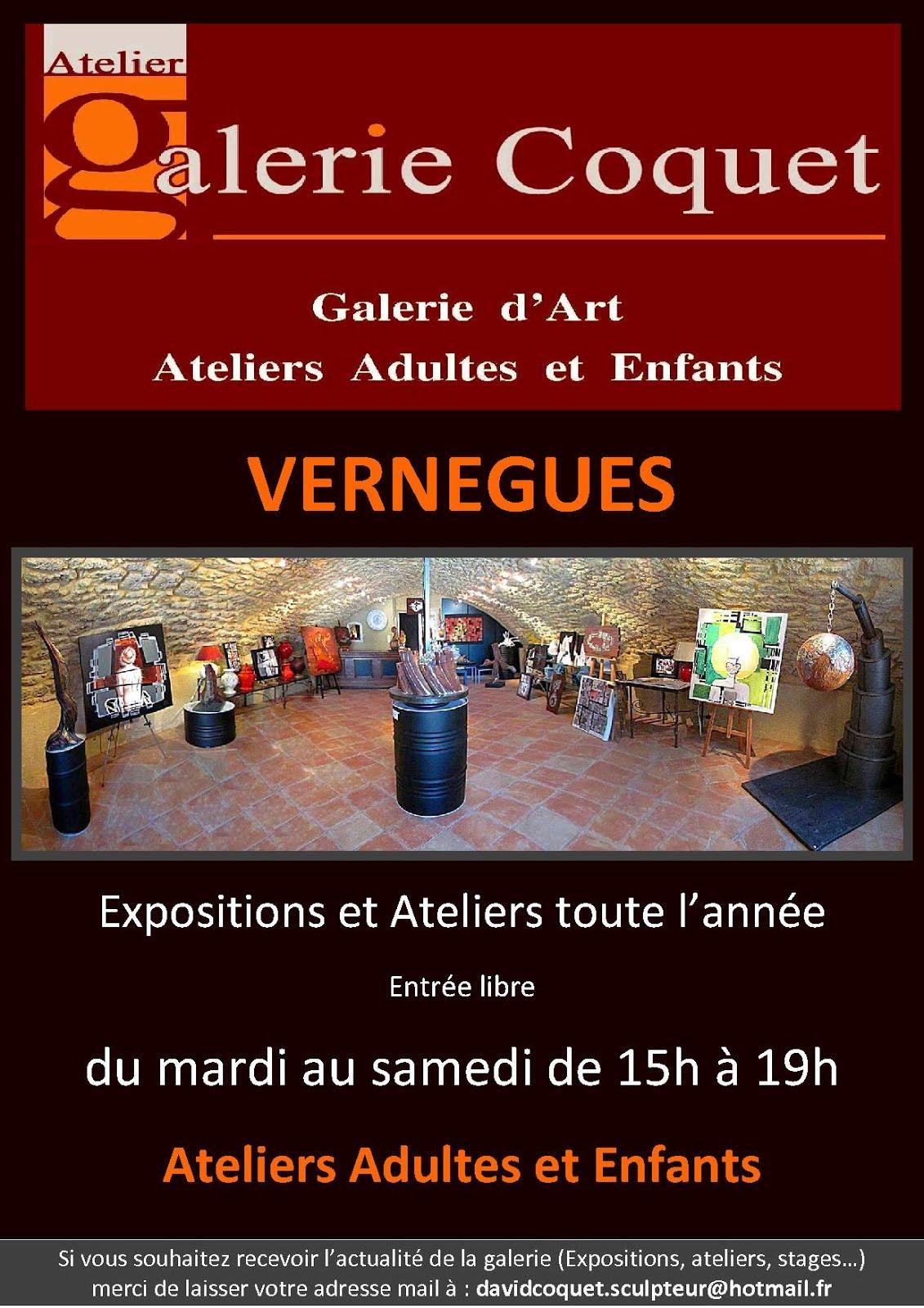 Galerie coquet