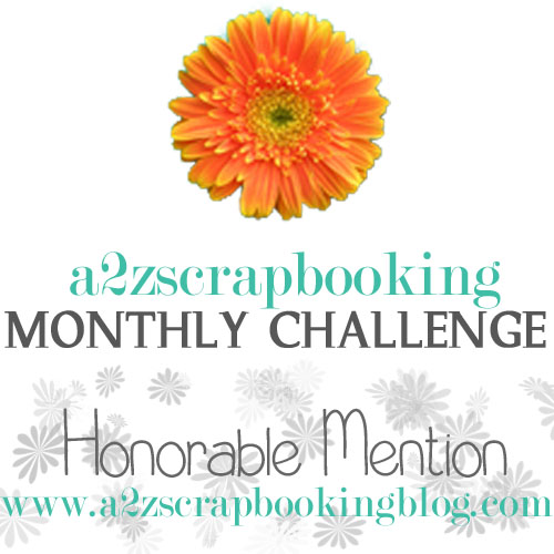 a2z Honorable Mention Badge