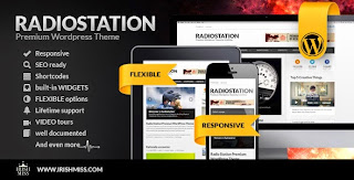 Radio Station – Premium WP Theme Responsive