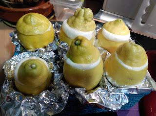 Limones Helados