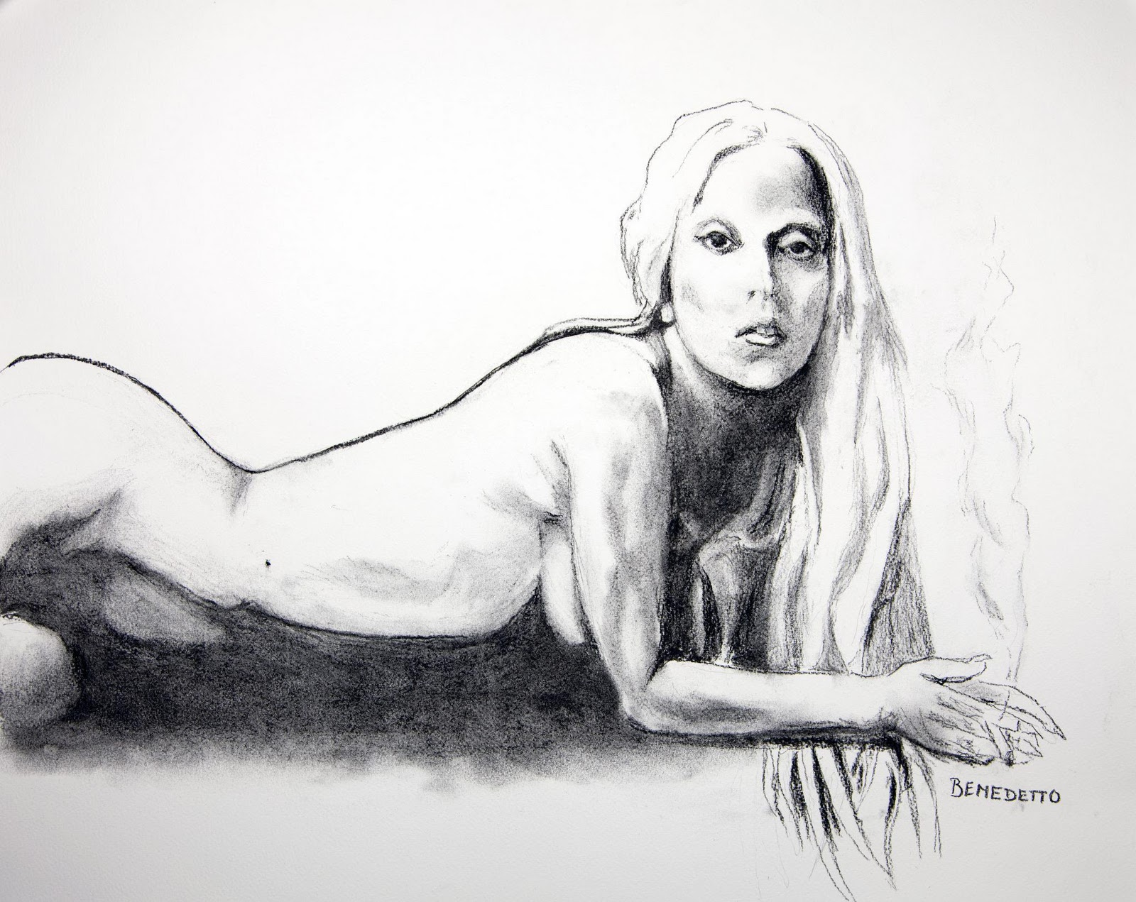 Naked drawing essay sex image