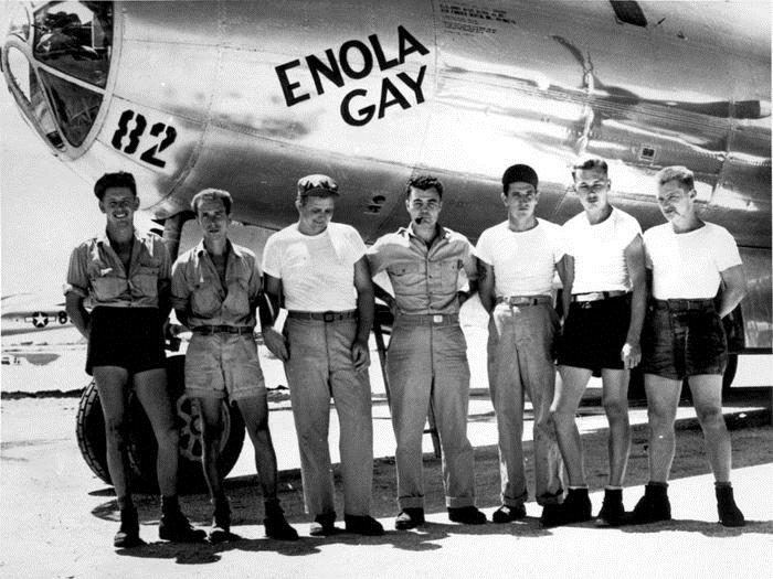 the failure of the enola gay exhibition celebrating the fiftieth anniversary of the atomic bombings The enola gay lurched as this day in aviation history: the enola gay and the boeing b-29 superfortress enola gay landing after the atomic bombing.