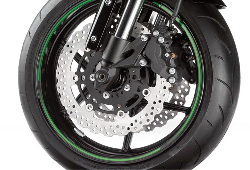 New Kawasaki Z800 Sport Edition