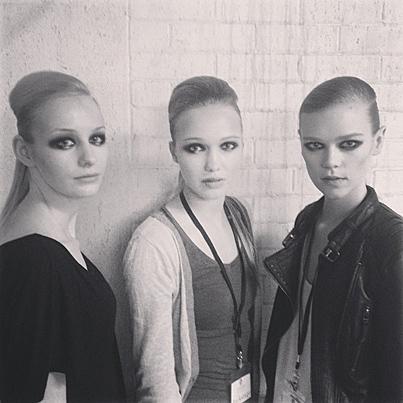 Cast Images Models - Academy of Art San Francisco