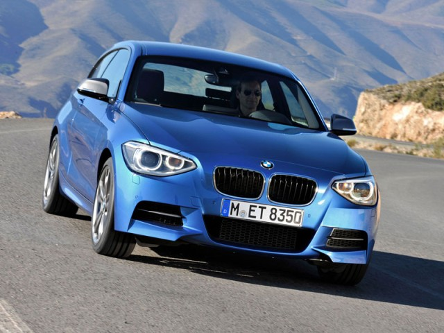 Cars Release: 2013 BMW 1 series 3 door
