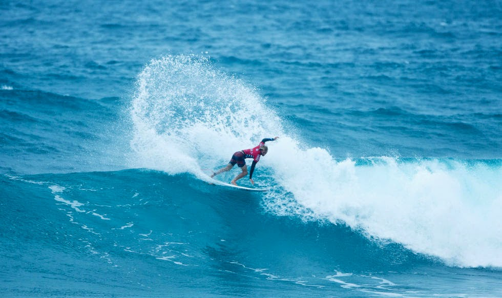 17 Vans World Cup of Sufing 2014 Owen Wright Foto ASP