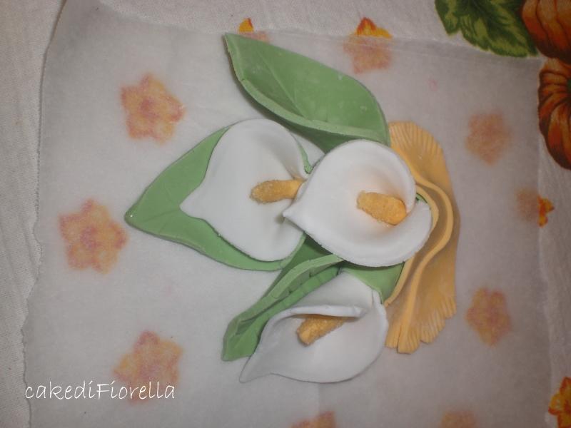 I Love Cake Design Fiorella : Cake Design di Fiorella: Torta con calle