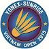 Hasil Perempat Final Yonex-Sunrise Vietnam Open 2015